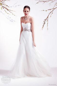 Blumarine Bridal Spring 2011 collection - strapless wedding dress #weddings #weddingdress #bridal #Wedding| http://weddingmaia.lemoncoin.org
