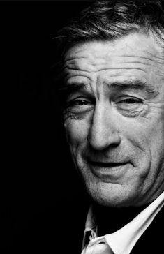 Robert De Niro / Black and White Photography