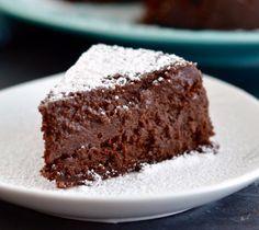 Superläcker, chokladig kladdkaka helt utan mjöl!