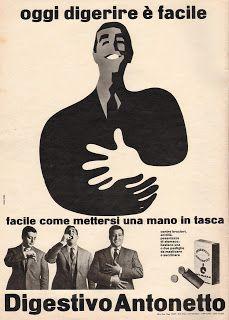 DIGESTIVO ANTONETTO-Italian vintage AD