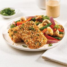 Vegan Vegetarian, Vegetarian Recipes, Tempeh, Edamame, Salmon Burgers, Risotto, Meals, Ethnic Recipes, Tortillas