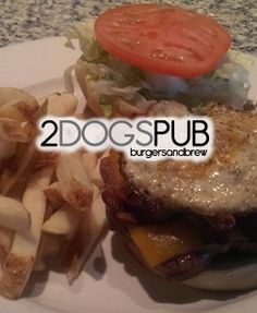 $10 for $20 Worth of Food & Drink at 2DOGSPUB