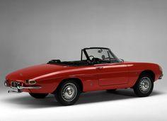 Alfa Romeo Spider. Since 1967