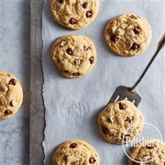 Sometimes you just want a few cookies… That's why this recipe uses just a portion of the mix to make Just Nine Chocolate Chip Cookies from Pillsbury® Baking