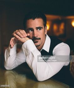 Actor Colin Farrell poses for a Portrait Session at the Maui Film Festival on June 4, 2015 in Wailea, Hawaii.
