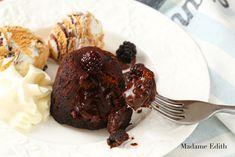 Madame Edith: Fondant czekoladowy