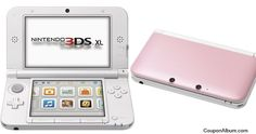 Sweet hunny bought this for me ❤Nintendo 3DS XL console