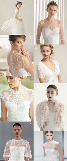The most chic and stylish wedding dress cover ups Wedding Dress Bolero, Chic Wedding Dresses, Wedding Gowns, Wedding Dreams, Wedding Bride, Fantasy Wedding, Foto Pose, Poses, Grooms