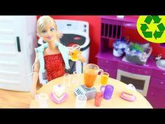 Manualidades para muñecas: Haz una Estufa para muñecas - EP 741 - YouTube