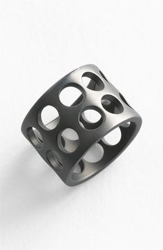 Kelly Wearstler Perforated Ring available at #Nordstrom