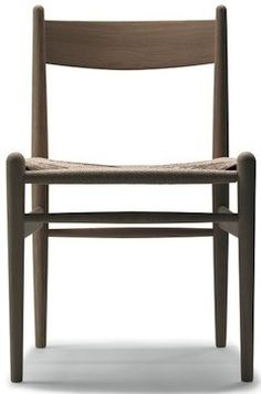 CH36 Chair designed in 1962 by Hans Wegner. I have 5 of these in the attic, anyone interested ;)