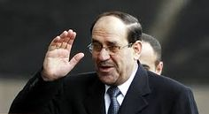 Maliki waive the lawsuit filed by and announce his support for Haider Abadi