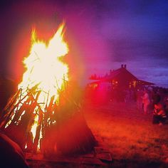 Soter Vineyards summer solstice party