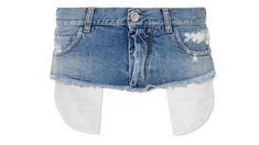 Denim Belt, Denim Shorts, Jeans, Women, Fashion, Moda, Fashion Styles, Fashion Illustrations, Denim