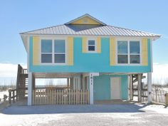 Gulf Shores House Rental: Cute 4 Bd Beachfront Cottage, Make 'our Place' Your Place | HomeAway
