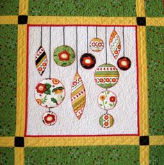 Quilt Inspiration: Free pattern Christmas: Part 2 with another link to Part 1