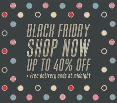 Cath Kidston - Black Friday 2017 Creative Black Friday Shopping, Cath Kidston, Work Inspiration, Free Delivery, Chalkboard Quotes, Shop Now, Creative