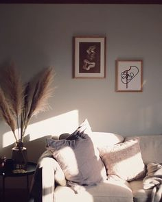 A space of pure hygge. Styled by @farynbo, featuring LINESHAPE 03 by Tenna Elisabeth Studio. discover more from Copenhagen based The Poster Club! #art #artprint #tpc #theposterclub #interiordesign #nordicdecor #homestyling #livingroomdecor