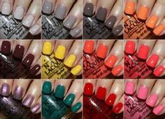 OPI Brazil Collection ~ Spring/Summer 2014