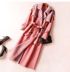 Купить товар Арлин саин 2016 Женщин Мериносовой Шерсти овец пальто женщина долго розовый пальто меховой бесплатная доставка в категории на AliExpress. добро пожаловать в наш магазин, мы можем сделать больше стилей. не стесняйтесь, если у вас есть какие-либо вопросы. pl