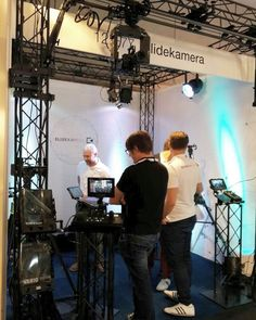 booth of SlideKamera at the exhibition IBC-2016...стенд компании SlideKamera на выставке IBC-2016 #slidekamera #ibc2016 #filmmaking #videoproduction #cinematography #movie #слайдкамера #видеопродакшн #оператор