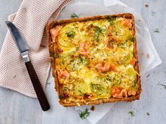 Savoury Baking, Vegetable Pizza, Lasagna, Quiche, Food And Drink, Pie, Breakfast, Ethnic Recipes, Pastries