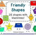 Cute Shape Clipart!