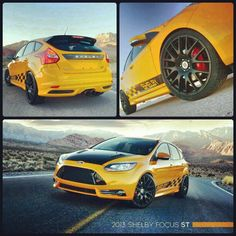 Photo by mbblanke - 2013 Shelby Focus ST