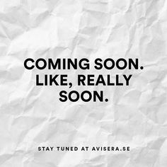 Exciting times! Stay tuned at avisera.se 🧨💥 #custompackaging
