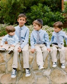 The Ring Bearers and Best Baby