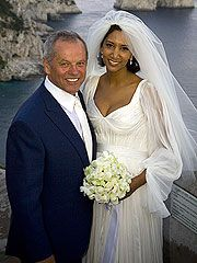 Celebrity chef Wolfgang Puck got things cooking when he tied the knot with handbag designer Gelila Assefa in a fairy-tale wedding in Italy in 2007. Description from join.crazyfruits.net. I searched for this on bing.com/images
