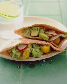 Spiced Avocado Sandwich Recipe