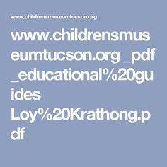 www.childrensmuseumtucson.org _pdf _educational%20guides Loy%20Krathong.pdf