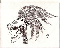 guerrero maya jaguar Dream Tattoos, Body Art Tattoos, Aztec Warrior Tattoo, Jaguar Tattoo, Mayan Tattoos, Aztecas Art, Aztec Symbols, Azteca Tattoo, Father Tattoos