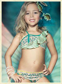 2c8b7ad59bb13 Maaji kid s swimming suits Little Girl Fashion