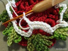Caminho de mesa passo a passo - www.croche.com (10)