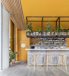 Treves & Hyde Restaurant / Grzywinski+Pons