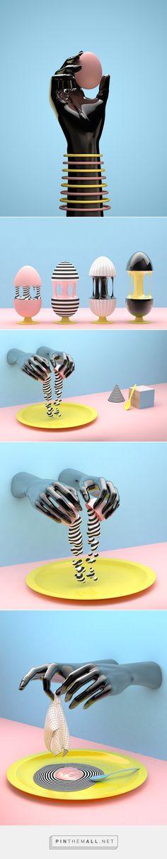 Cósmica y sus huevos // Dani Aristizábal #surreal