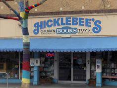 Hicklebee's Books in SJ