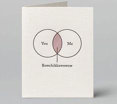 Valentinstagskarten für alle, die es nicht so mit Romantik haben - Très Click
