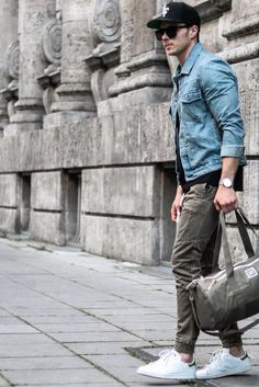 5 ways to wear chinos for men.. #mens #fashion #style