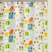Found it at Wayfair - Give a Hoot Cotton Shower Curtain