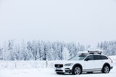 Volvo V90 Cross Country, Photo: Tobias Guldstrand
