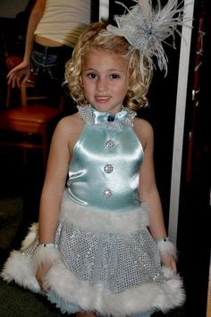 frozen outfit of choice pageant - Google Search
