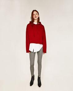 Image 1 of JACQUARD LEGGINGS from Zara