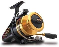 Penn Gold Label Series Slammer Spinning Reel (240-Yard, 10-Pound)