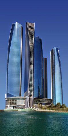 ETIHAD TOWERS ABU DHABI