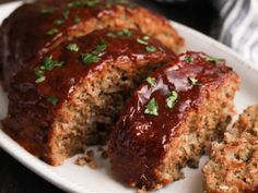Chicken and Green Bean Stir Fry (With Sweet Chii Sauce Good Meatloaf Recipe, Best Meatloaf, Meatloaf Recipes, Steak Recipes, Hamburger Recipes, Salmon Recipes, Chicken Recipes, Cooking Recipes, Spinach Stuffed Mushrooms