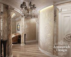 Гарибальди – элитный дизайн квартир от Antonovich Design