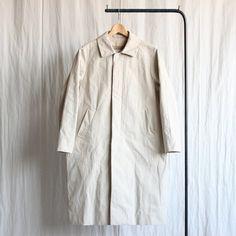Soutien Collar Coat Long #beige